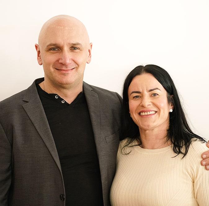Artur i Agata Cerońscy