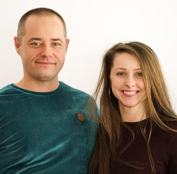 Bartek i Marta Derdowscy